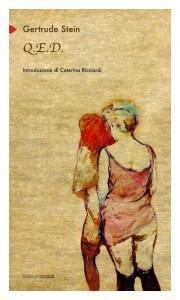 Q.E.D., Gertrude Stein, Edizioni Croce