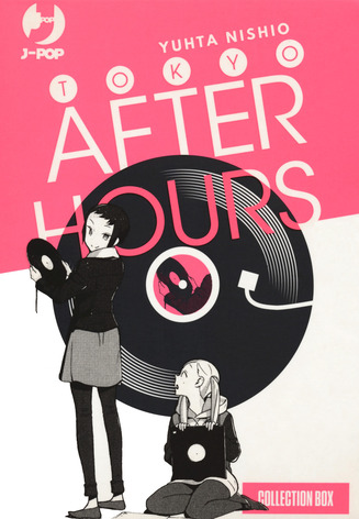 Tokyo after hours. Collection box. Vol. 1-3