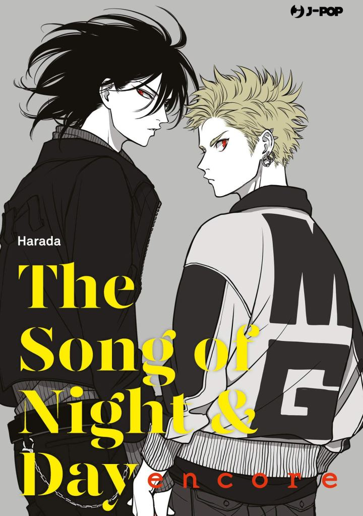 The song of night and day. Encore Harada