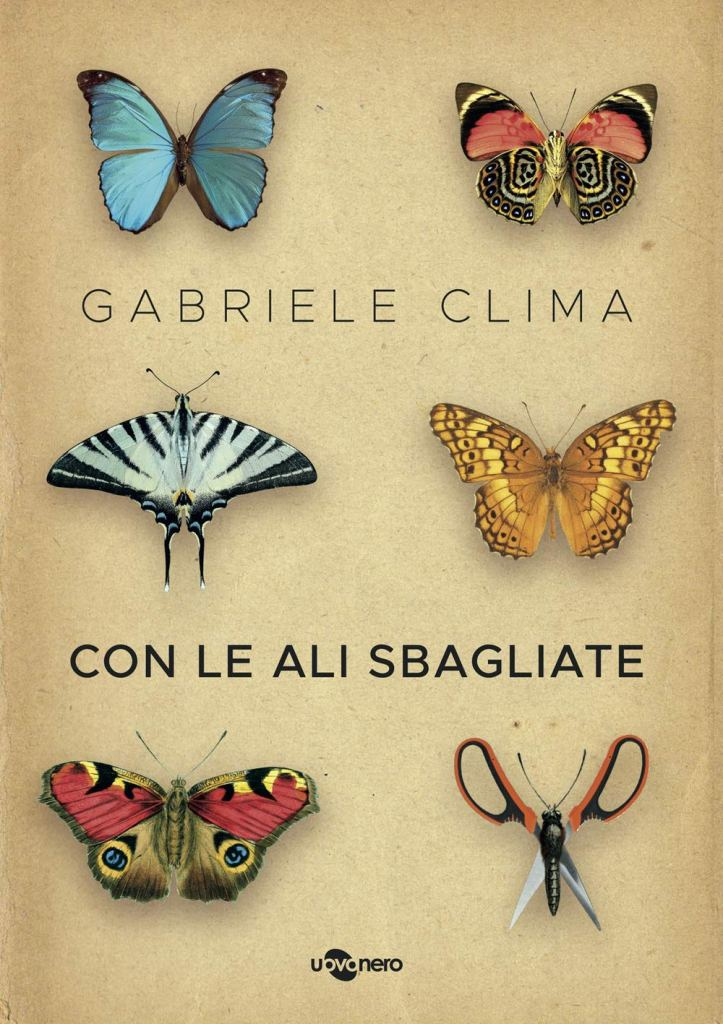 Con le ali sbagliate  Gabriele Clima