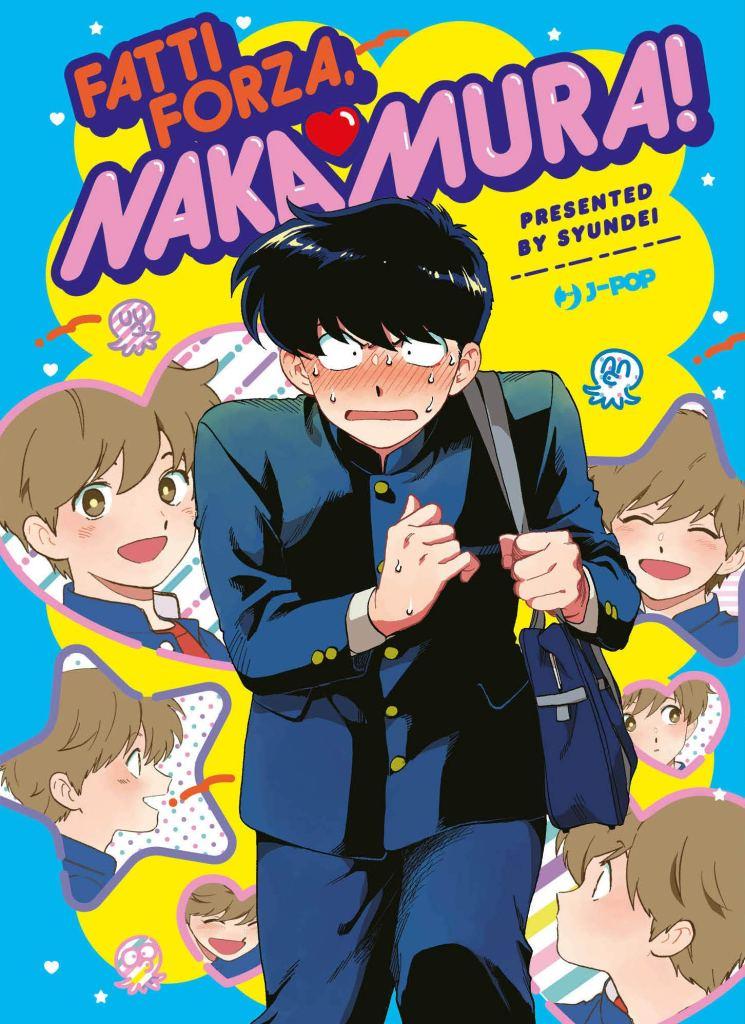 Fatti forza, Nakamura!  Syundei