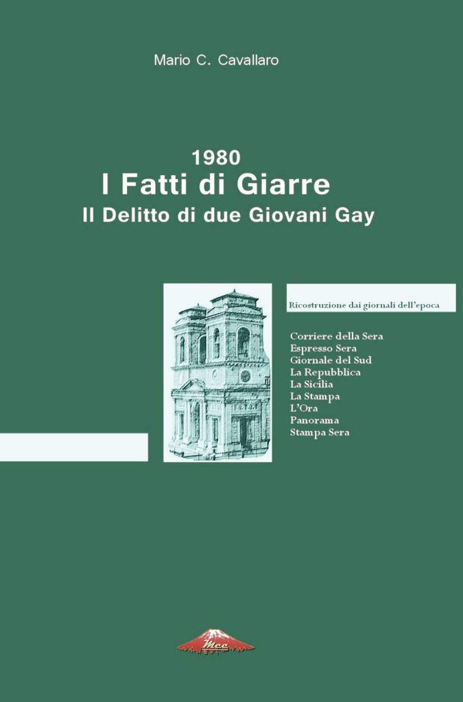 1980. I fatti di Giarre. Il delitto di due giovani gay  Mario C. Cavallaro