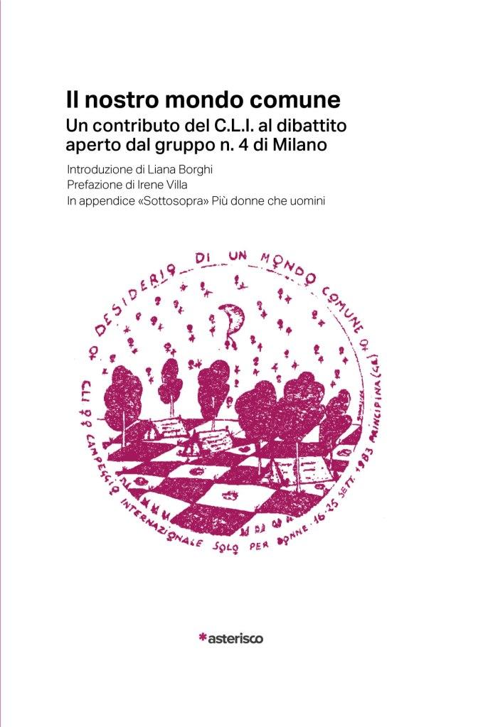 Il nostro mondo comune Collegamento Lesbiche Italiane