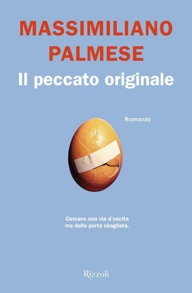 Il peccato originale  Massimiliano Palmese