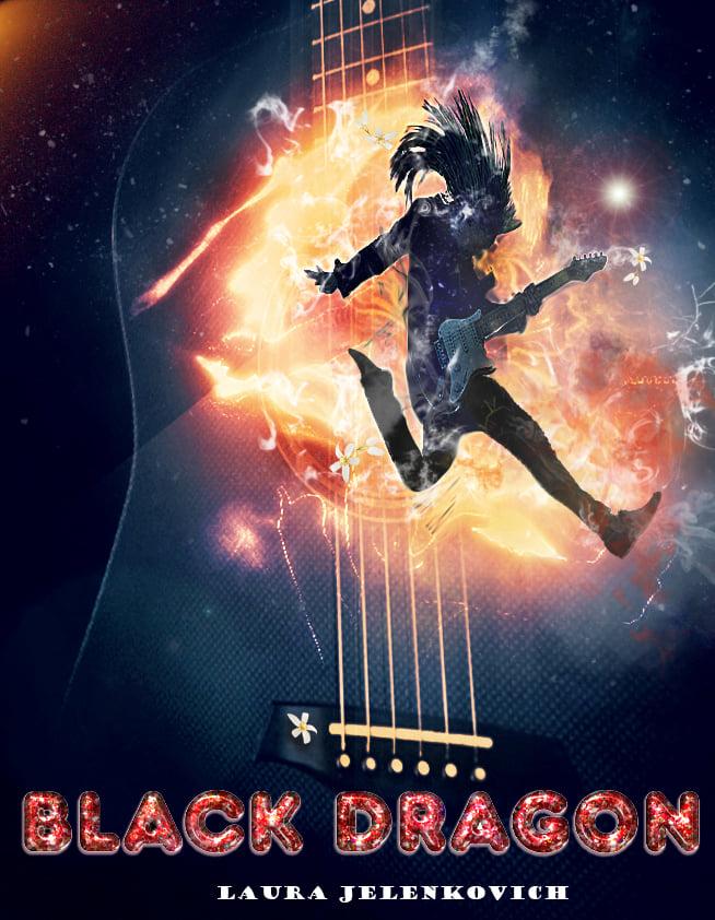 Black Dragon Laura Jelenkovich