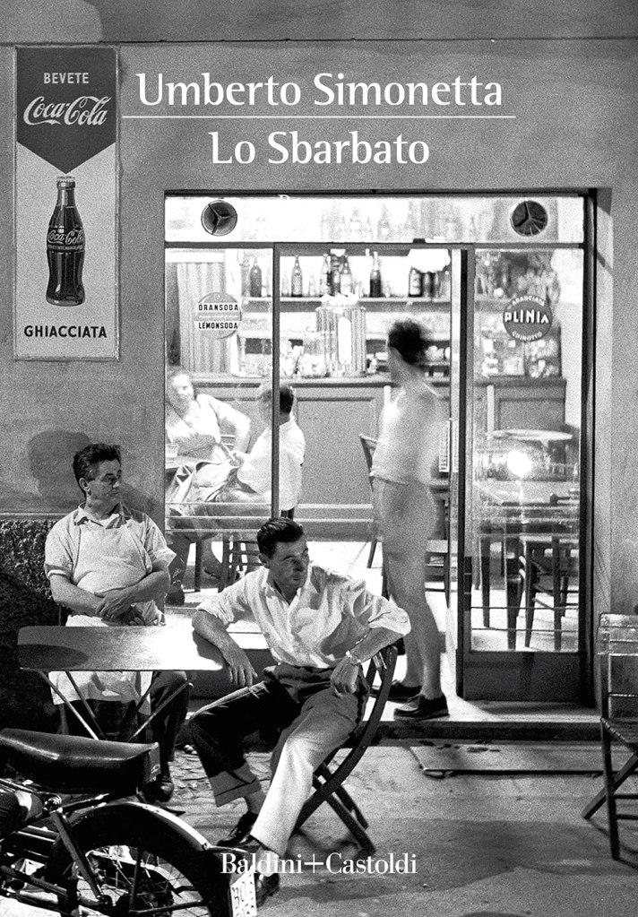 Lo sbarbato Umberto Simonetta