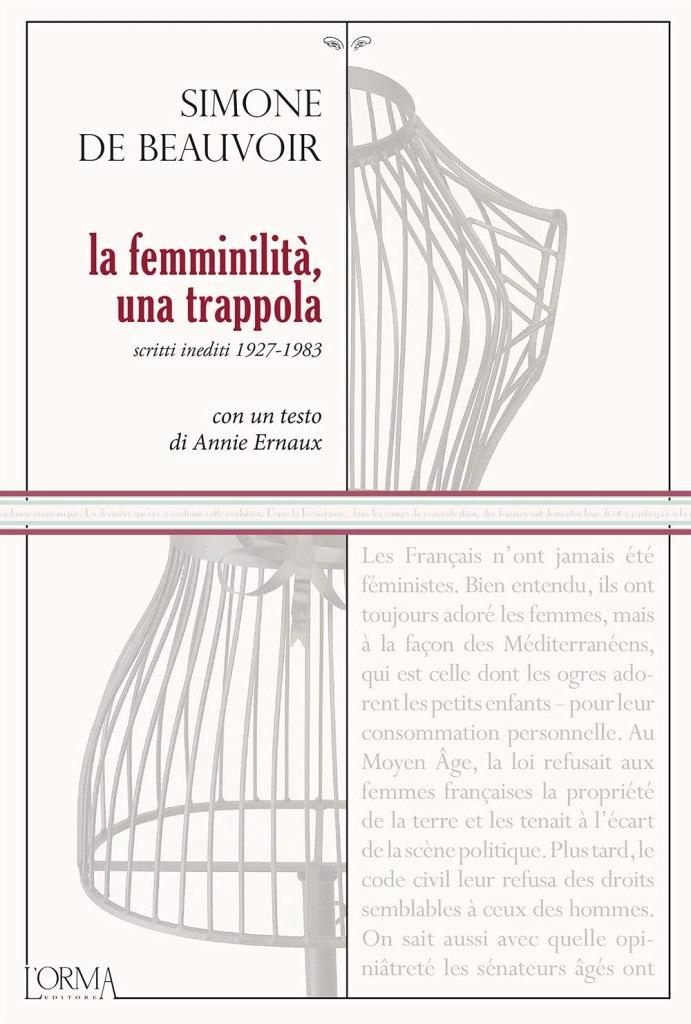 La femminilità, una trappola Simone de Beauvoir