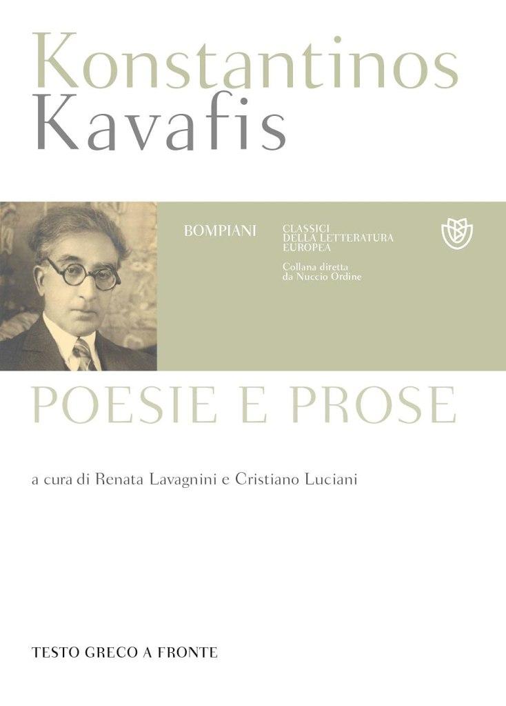 Poesie e prose. Testo greco a fronte Konstantinos Kavafis
