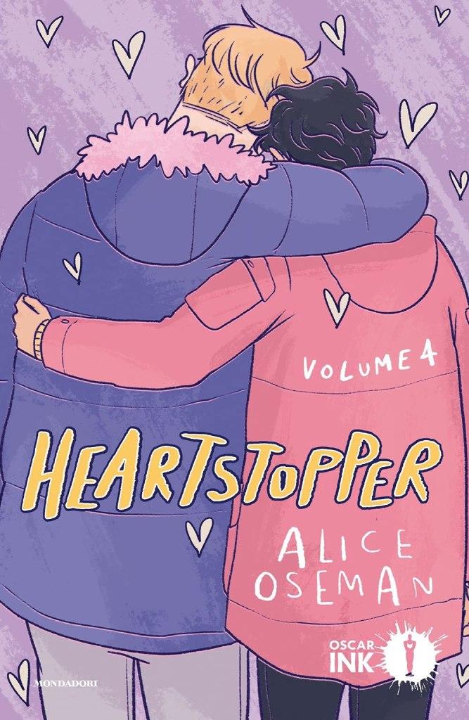 Heartstopper. Vol. 4 Alice Oseman