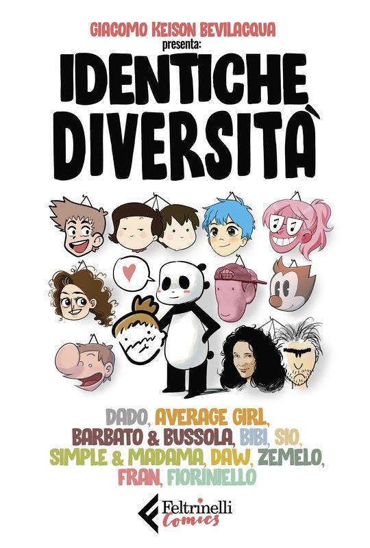 Identiche diversità di AA. VV.