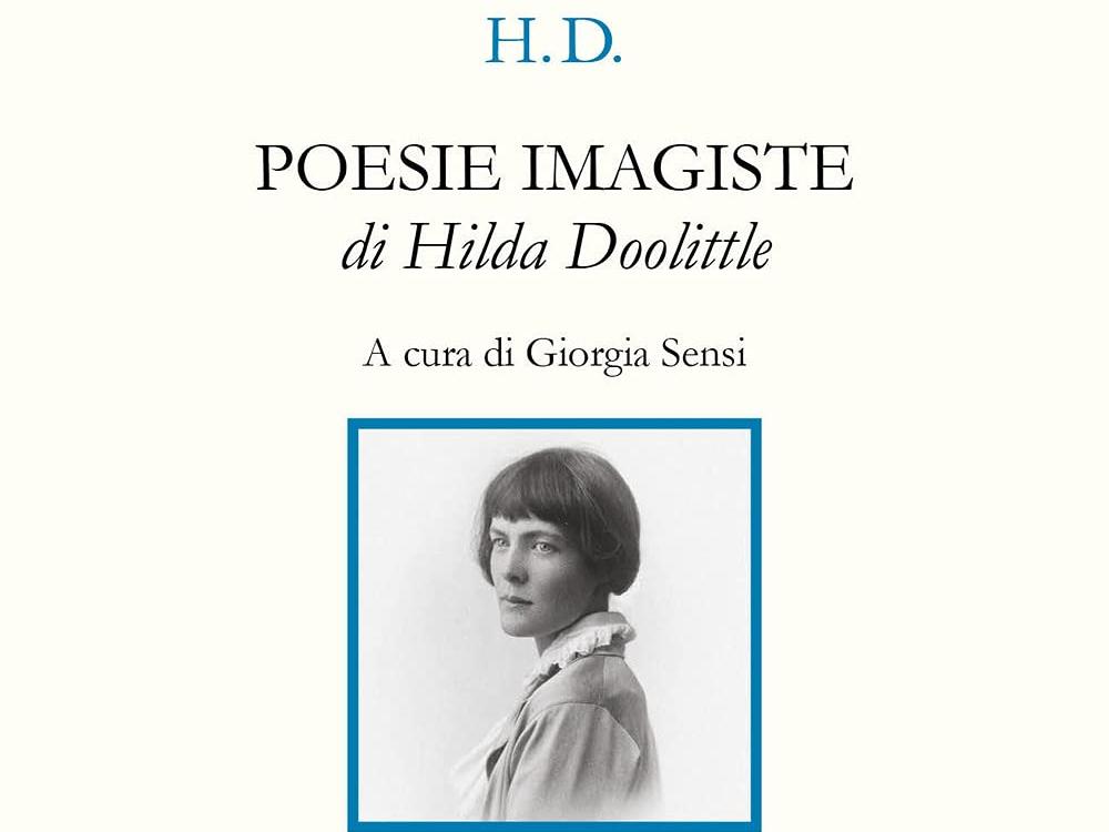 Poesie imagiste Hilda Doolittle