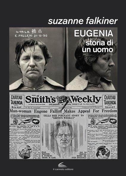 Eugenia: storia di un uomo di Suzanne Falkiner